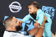 Watch DJ Khaled's Son Asahd Sob Uncontrollably Upon Meeting Justin Bieber
