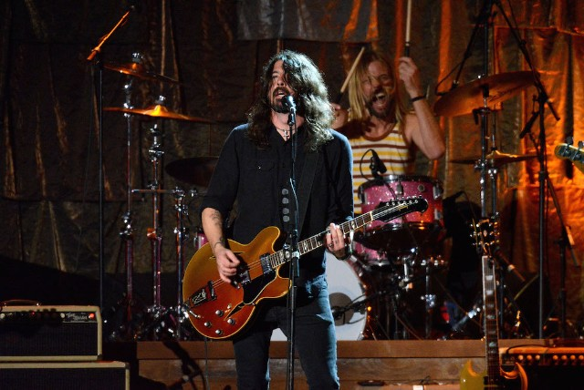 Watch Foo Fighters Premiere New Song