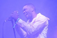 Watch Frank Ocean Finally Play His First <em>Blonde</em> Show in Denmark