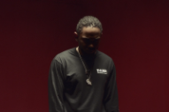 "Watch Kendrick Lamar's New ""ELEMENT."" Video"