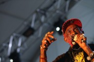 "Lee ""Scratch"" Perry Says Kanye West Is ""Afflicted by Big Batty"""