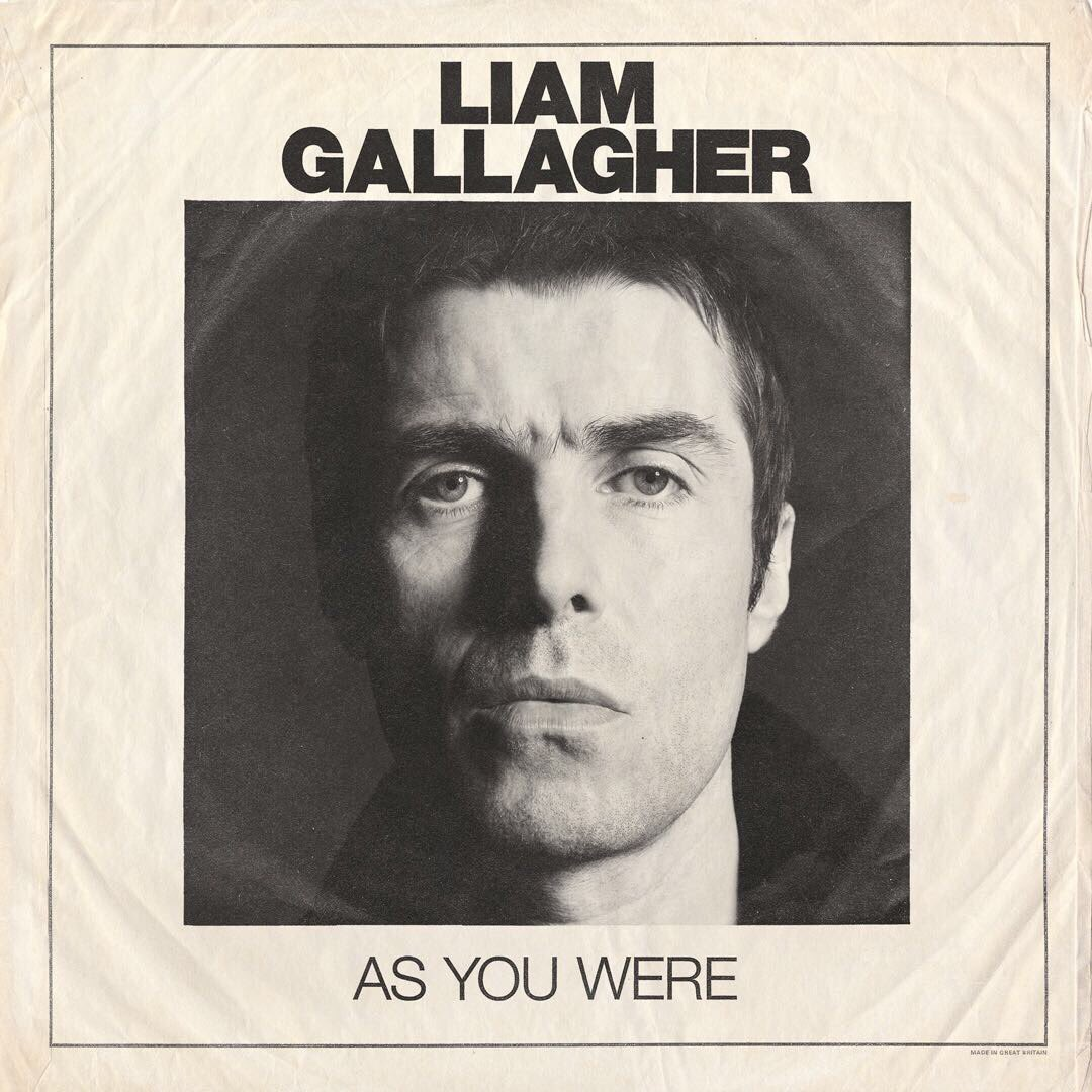 Resultado de imagem para liam gallagher as you were