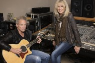 Stream Lindsey Buckingham and Christine McVie's Collaborative Self-Titled New Album