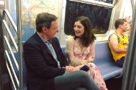 Lorde Is The Only Person Who Likes The F Train