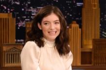 Lorde Visits