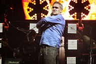 Morrissey Slams Theresa May's Support of Fox Hunting, Endorses Jeremy Corbyn in Facebook Post