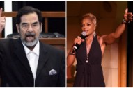 New Book: Saddam Hussein Loved Mary J. Blige