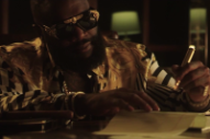 "Watch Rick Ross Burn a Cash Money Contract in Birdman-Dissing ""Idols Become Rivals"" Video"