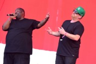 Run the Jewels Announce Fall 2017 Tour Dates