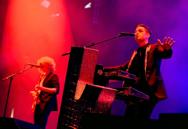 The Killers Announce 'Wonderful Wonderful' Album, Share New Single