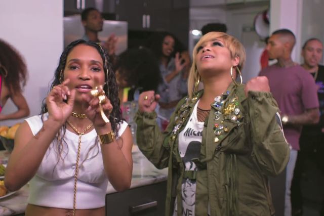 "TLC Releases New Video for ""Way Back"", ft. Snoop Dogg"