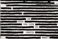 Stream Roger Waters&#8217; New Album <i>Is This the Life We Really Want?</i>