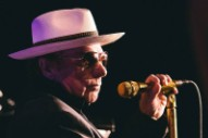 Van Morrison Announces New Album <i>Roll With the Punches</i>, Releases Sam Cooke Cover