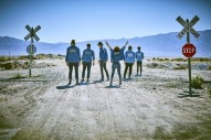 Read Arcade Fire&#8217;s Mixed Review of Their Own New Album <i>Everything Now</i>