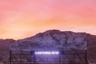 Stream Arcade Fire&#8217;s New Album <i>Everything Now</i>