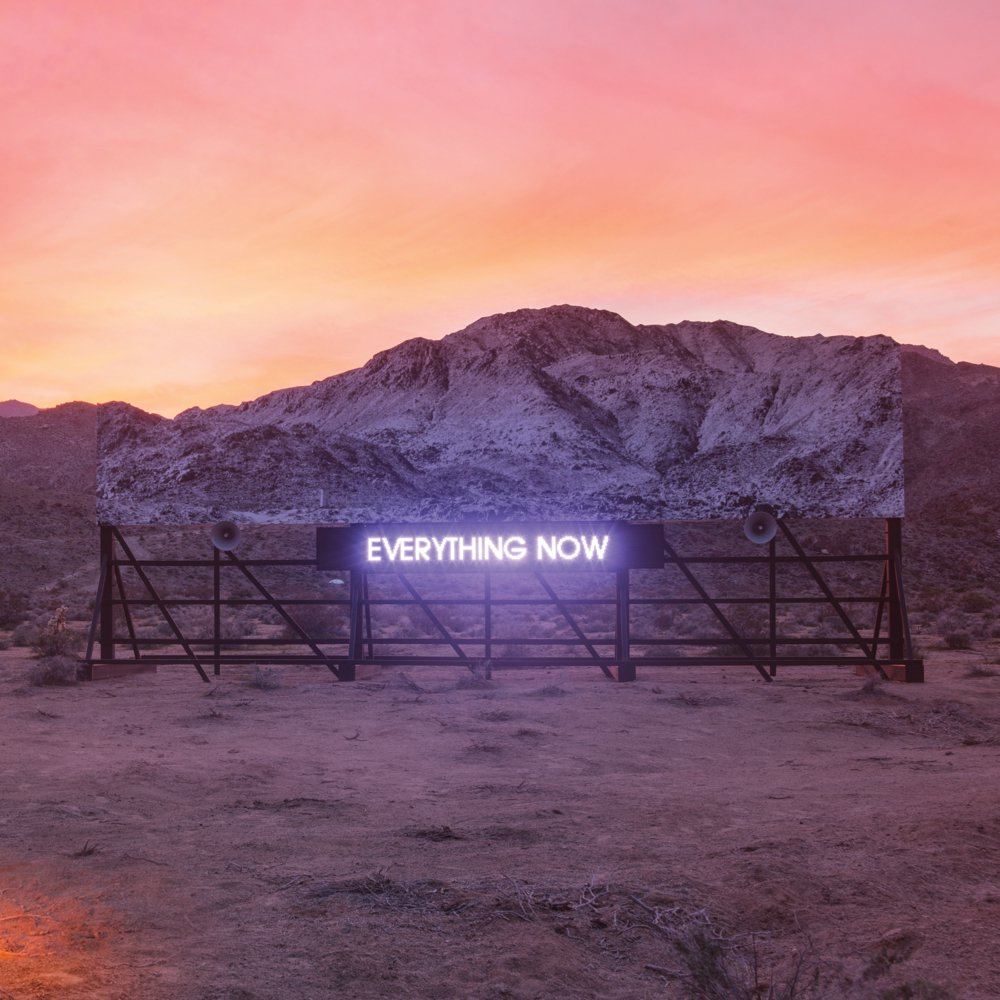 Image result for everything now arcade fire
