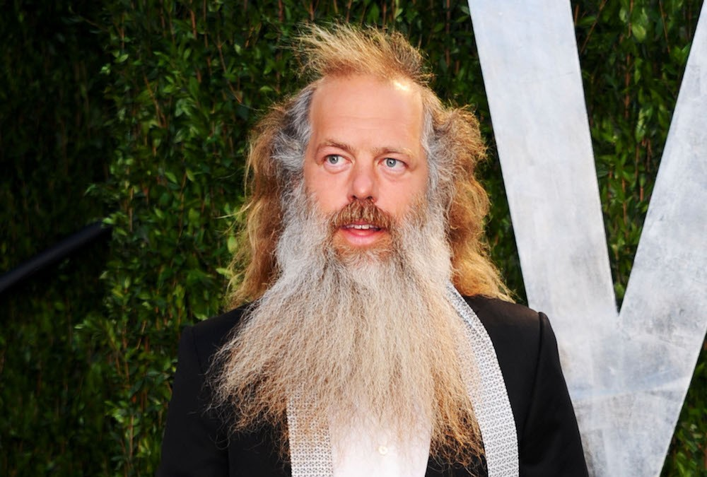 rick rubin broke his twitter silence to retweet right