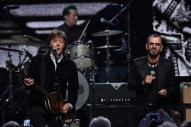 "Paul McCartney and Ringo Starr Reunite for New Song ""We're on the Road Again"""