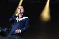 Morrissey U.S. Tour Dates Appear on Spotify
