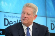 Al Gore to Host MTV Climate Change Special With Fat Joe and Steve Aoki