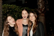 """You Never Knew"" Is HAIM's Fleetwood Mac and Prince Cosplay at Its Finest"