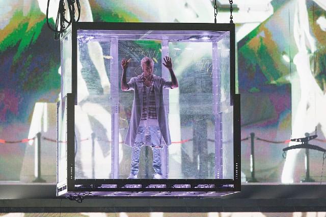 Justin Bieber Performs At KeyArena