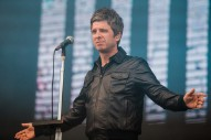 Noel Gallagher Mistaken For Brother by British Olympian Mo Farah