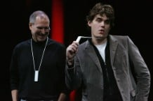 Apple CEO Steve Jobs Delivers Opening Keynote At Macworld