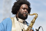 Kamasi Washington Details <i>Harmony of Difference</i> EP