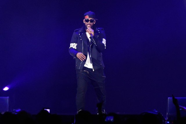 R. Kelly accused of keeping young women trapped in an abusive