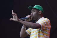 Tyler, the Creator Announces New Album <i>Scum Fuck Flower Boy</i>
