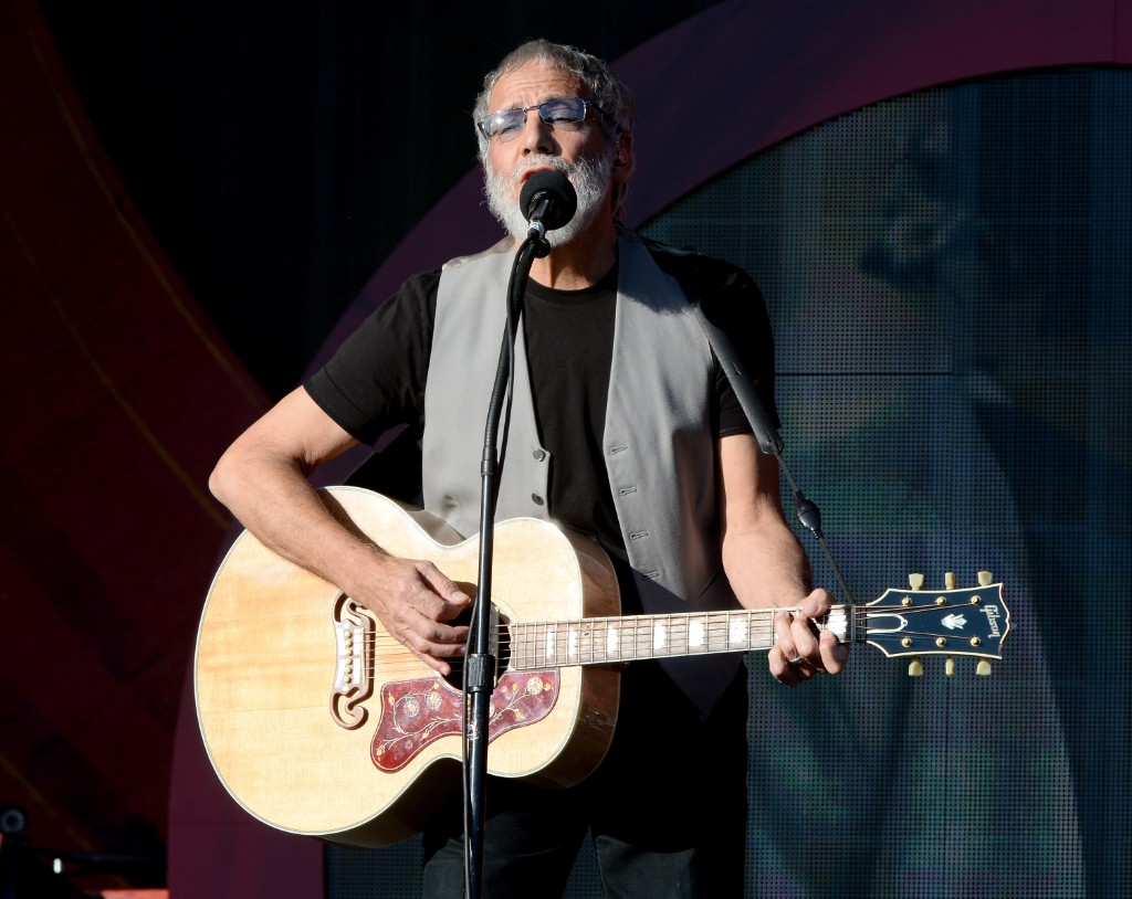 Yusufcat Stevens See What Love Did To Me Spin