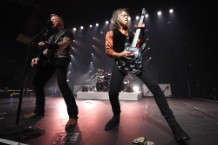 Metallica Performs At The Fonda Theatre