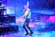 """Coldplay – """"Miracles (Someone Special)"""" ft. Big Sean"""