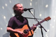 "Thom Yorke Releases New Statement on Radiohead Israel Show: ""We Don't Endorse Netanyahu Any More Than Trump"""