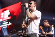 """Chester Bennington's Wife Talinda Urges Fans to """"Keep His Memory Alive"""""""