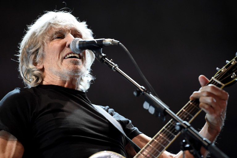 Roger Waters Performs At Staples Center