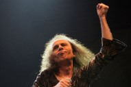 Ronnie James Dio Will Tour the World as a Hologram
