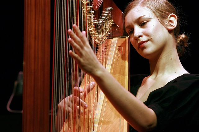 SF08 - Joanna Newsom Plays Sydney