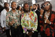 Sleepy Migos Kicked Off Delta Flight After Failing to Properly Stow Carry-on Luggage