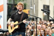 Ed Sheeran Will Parody <i>La La Land</i> on an Upcoming Episode of <i>The Simpsons</i>