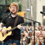 "Ed Sheeran on His Game of Thrones Appearance: ""It's Clearly Fuckin' Awesome"""