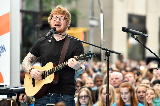 Ed Sheeran explains Twitter disappearance after GoT cameo