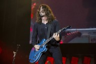 Dave Grohl Details New Foo Fighters Album <i>Concrete and Gold</i>