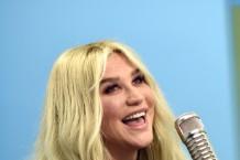 Kesha Visits The