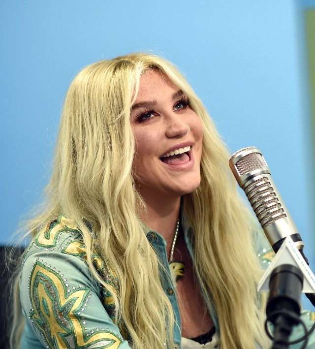 Kesha Visits The