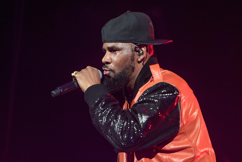 R. Kelly In Concert - Brooklyn, New York