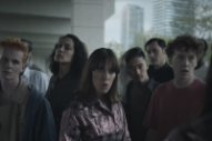 "Watch Feist's ""Century"" Video Starring Jarvis Cocker"