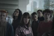 "Watch Feist's ""Century"" Video Starring Jarvis Cocker"