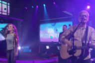 "Watch The New Pornographers Perform ""Whiteout Conditions"" With Neko Case on <i>Colbert</i>"